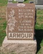 ARMOUR, WILLIAM W - Woodbury County, Iowa | WILLIAM W ARMOUR