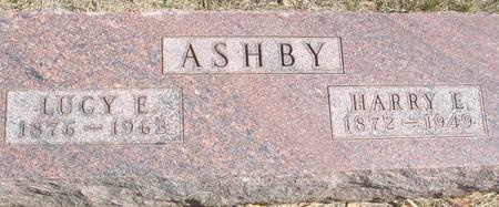 ASHBY, HARRY & LUCY E. - Woodbury County, Iowa | HARRY & LUCY E. ASHBY