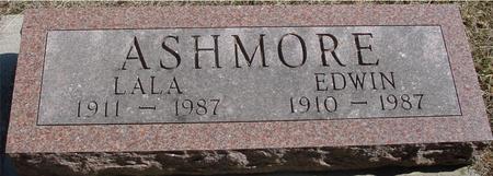 ASHMORE, EDWIN & LALA - Woodbury County, Iowa | EDWIN & LALA ASHMORE