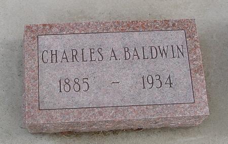 BALDWIN, CHARLES A. - Woodbury County, Iowa | CHARLES A. BALDWIN