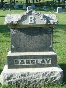 BARCLAY, FAMILY - Woodbury County, Iowa | FAMILY BARCLAY