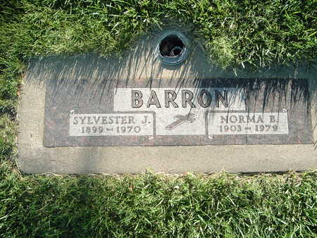 BARRON, SYLVESTER J. - Woodbury County, Iowa | SYLVESTER J. BARRON