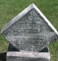 BARTLETT, BERTIE C. - Woodbury County, Iowa | BERTIE C. BARTLETT
