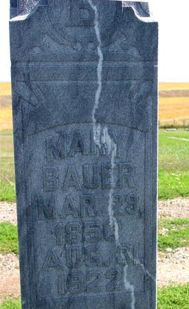 BAUER, MARY - Woodbury County, Iowa | MARY BAUER
