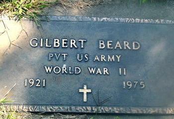 BEARD, GILBERT - Woodbury County, Iowa | GILBERT BEARD