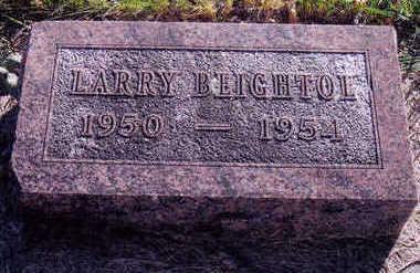 BEIGHTOL, LARRY - Woodbury County, Iowa | LARRY BEIGHTOL