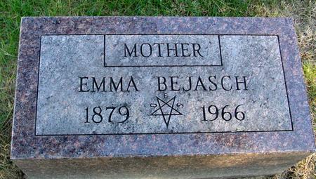 BEJASCH, EMMA - Woodbury County, Iowa | EMMA BEJASCH