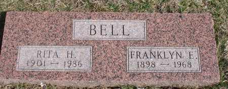 BELL, FRANKLYN & RITA - Woodbury County, Iowa | FRANKLYN & RITA BELL