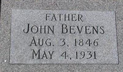 BEVENS, JOHN - Woodbury County, Iowa | JOHN BEVENS
