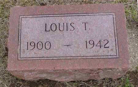 BLEIL, LOUIS T. - Woodbury County, Iowa | LOUIS T. BLEIL