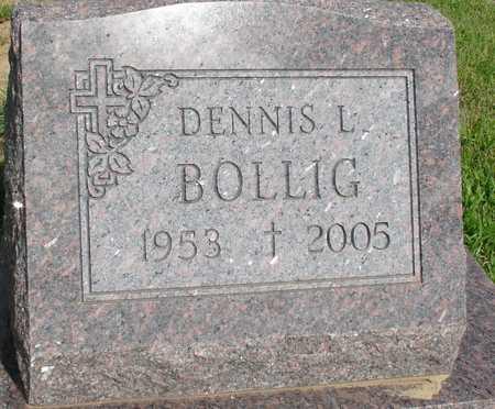 BOLLIG, DENNIS L. - Woodbury County, Iowa | DENNIS L. BOLLIG