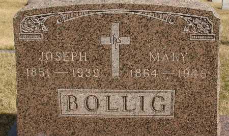 BOLLIG, JOSEPH & MARY - Woodbury County, Iowa | JOSEPH & MARY BOLLIG