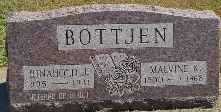 BOTTJEN, RINAHOLD & MALVINE - Woodbury County, Iowa | RINAHOLD & MALVINE BOTTJEN