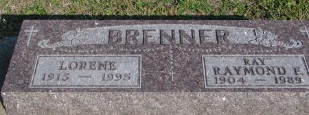 BRENNER, RAYMOND & LORENE - Woodbury County, Iowa | RAYMOND & LORENE BRENNER