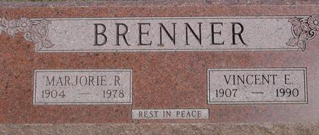 BRENNER, VINCENT & MARJORIE - Woodbury County, Iowa | VINCENT & MARJORIE BRENNER