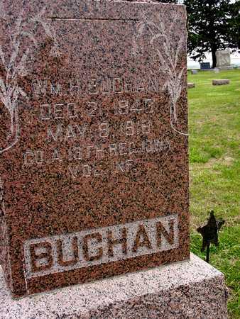 BUCHAN, WILLIAM H. - Woodbury County, Iowa   WILLIAM H. BUCHAN