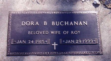 BUCHANAN, DORA - Woodbury County, Iowa | DORA BUCHANAN