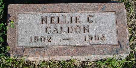 CALDON, NELLIE C. - Woodbury County, Iowa | NELLIE C. CALDON
