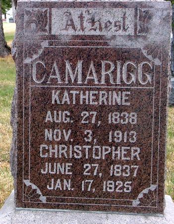 CAMARIGG, CHRISTOPHER - Woodbury County, Iowa   CHRISTOPHER CAMARIGG