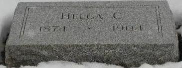 CARLSON, HELGA C - Woodbury County, Iowa   HELGA C CARLSON