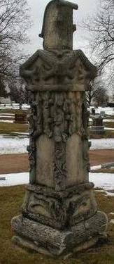 CARLSON, MONUMENT - Woodbury County, Iowa | MONUMENT CARLSON