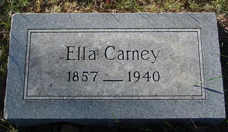 CARNEY, ELLA - Woodbury County, Iowa | ELLA CARNEY