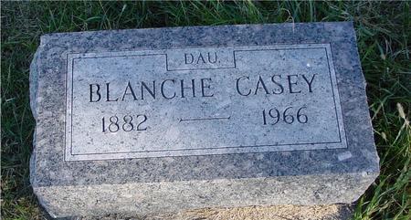 CASEY, BLANCHE - Woodbury County, Iowa | BLANCHE CASEY