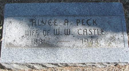 CASTLE, ALYCE A. - Woodbury County, Iowa | ALYCE A. CASTLE