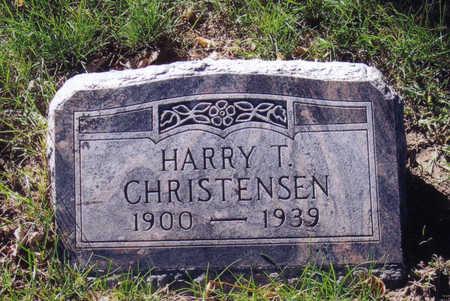 CHRISTENSEN, HARRY - Woodbury County, Iowa | HARRY CHRISTENSEN