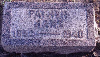 CHRISTENSEN, HANS - Woodbury County, Iowa | HANS CHRISTENSEN