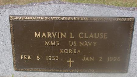 CLAUSE, MARVIN - Woodbury County, Iowa | MARVIN CLAUSE