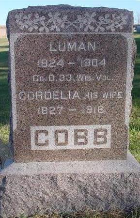 COBB, LUMAN - Woodbury County, Iowa | LUMAN COBB