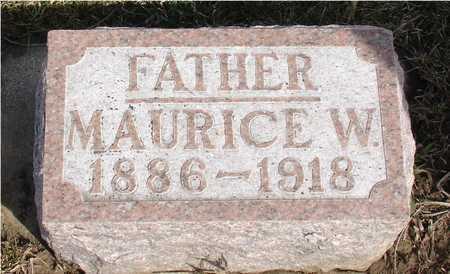 COLBERT, MAURICE W. - Woodbury County, Iowa | MAURICE W. COLBERT