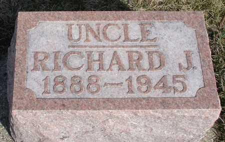 COLBERT, RICHARD J. - Woodbury County, Iowa | RICHARD J. COLBERT
