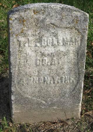 COLEMAN, THOMAS E. - Woodbury County, Iowa | THOMAS E. COLEMAN