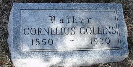 COLLINS, CORNELIUS - Woodbury County, Iowa   CORNELIUS COLLINS