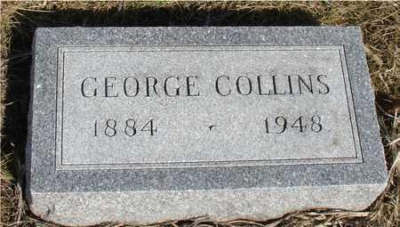 COLLINS, GEORGE - Woodbury County, Iowa   GEORGE COLLINS
