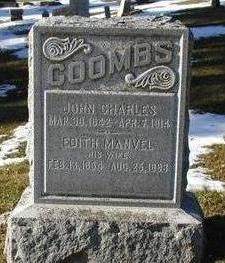 COOMBS, EDITH - Woodbury County, Iowa | EDITH COOMBS