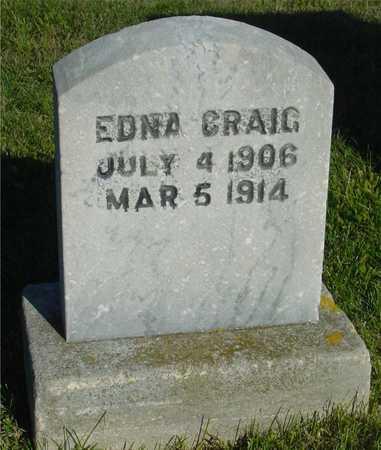CRAIG, EDNA - Woodbury County, Iowa | EDNA CRAIG