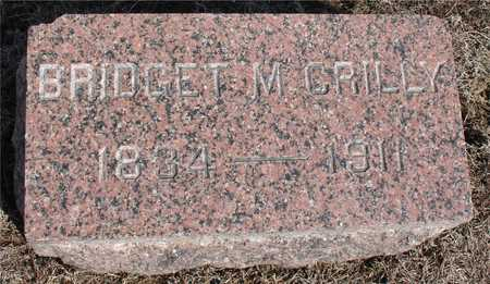 CRILLY, BRIDGET M. - Woodbury County, Iowa   BRIDGET M. CRILLY