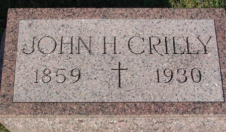 CRILLY, JOHN H. - Woodbury County, Iowa | JOHN H. CRILLY