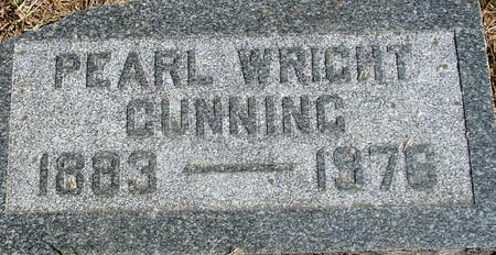 CUNNING, PEARL - Woodbury County, Iowa | PEARL CUNNING