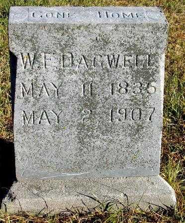 DAGWELL, W. F. - Woodbury County, Iowa | W. F. DAGWELL