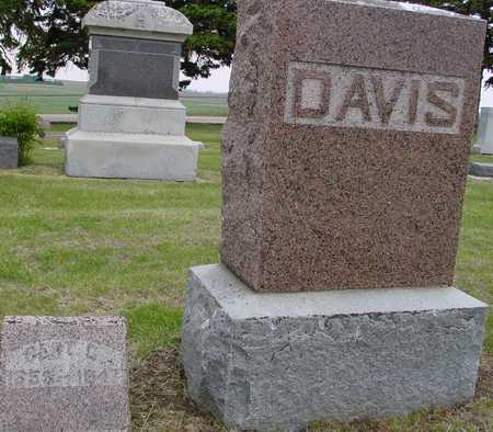 DAVIS, BERT - Woodbury County, Iowa | BERT DAVIS