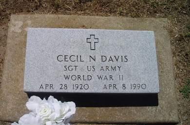 DAVIS, CECIL - Woodbury County, Iowa | CECIL DAVIS