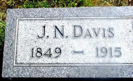 DAVIS, J. N. - Woodbury County, Iowa   J. N. DAVIS