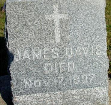 DAVIS, JAMES - Woodbury County, Iowa | JAMES DAVIS