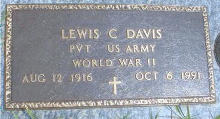 DAVIS, LEWIS C. - Woodbury County, Iowa | LEWIS C. DAVIS