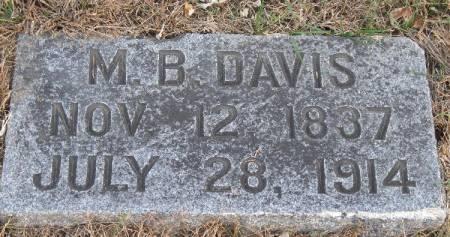 DAVIS, MADISON BARTLETT - Woodbury County, Iowa | MADISON BARTLETT DAVIS