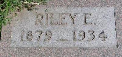 DAVIS, RILEY E. - Woodbury County, Iowa | RILEY E. DAVIS